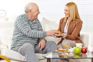 Elderly Care Abbottstown PA - What Elderly Care Can Do to Help Seniors Eat More