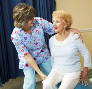 Elderly Care Spring Grove PA - Elderly Care Supports Summer Exercising