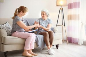 Home Care Hanover PA - Home Care Assists with Healthy Aging For Seniors